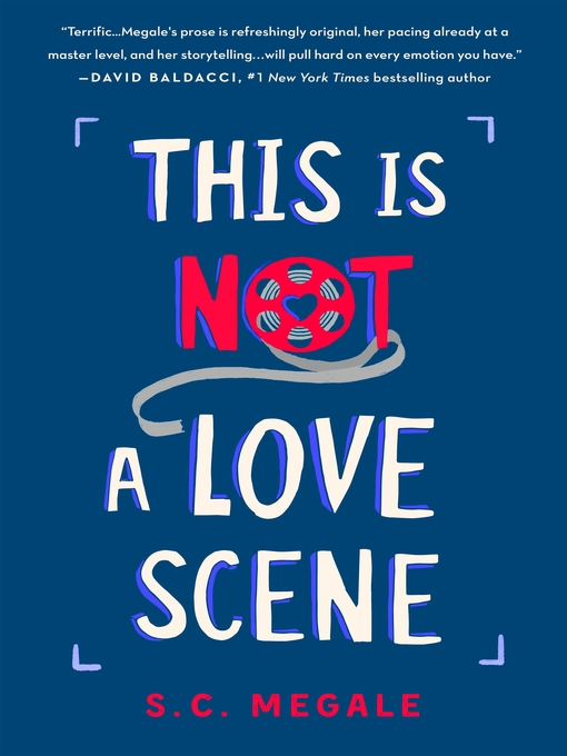 Title details for This Is Not a Love Scene by S. C. Megale - Wait list