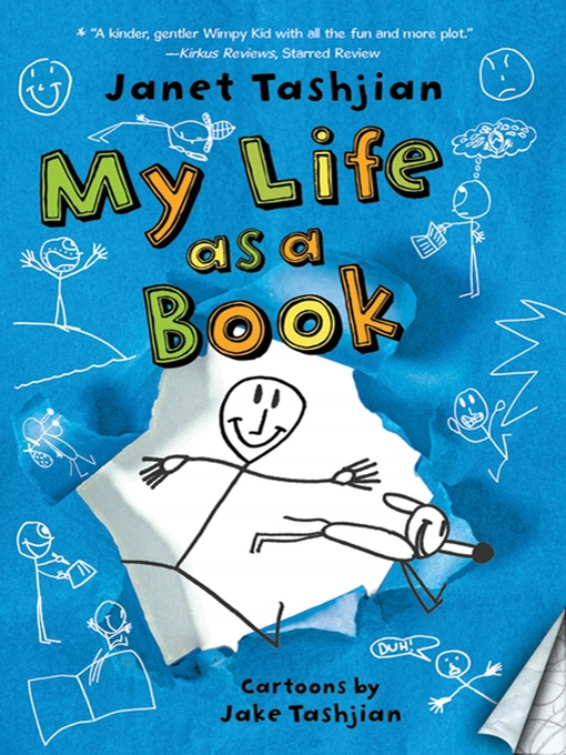 Title details for My Life as a Book by Janet Tashjian - Wait list