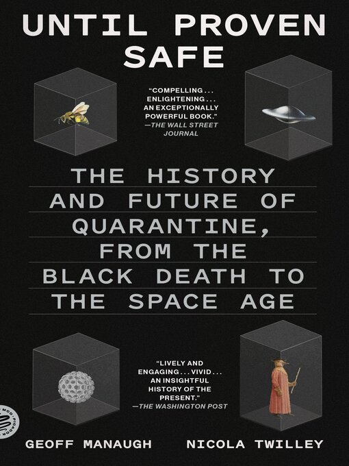 Title details for Until Proven Safe by Nicola Twilley - Wait list