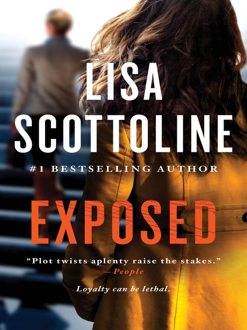 Title details for Exposed by Lisa Scottoline - Wait list