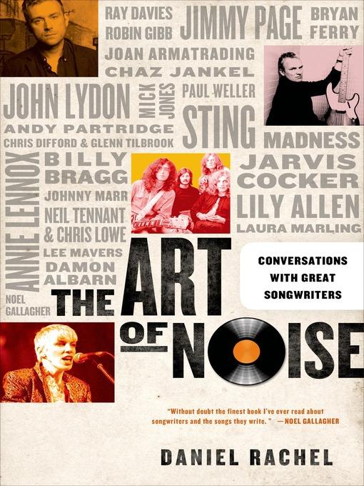 Title details for The Art of Noise by Daniel Rachel - Wait list
