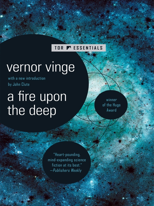 Title details for A Fire Upon the Deep by Vernor Vinge - Available