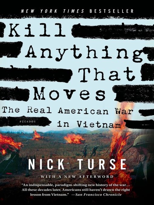 Title details for Kill Anything That Moves by Nick Turse - Available