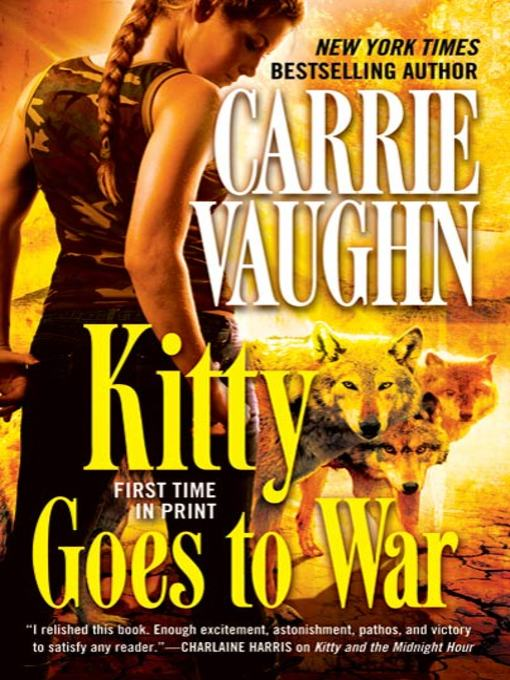 Cover of Kitty Goes to War