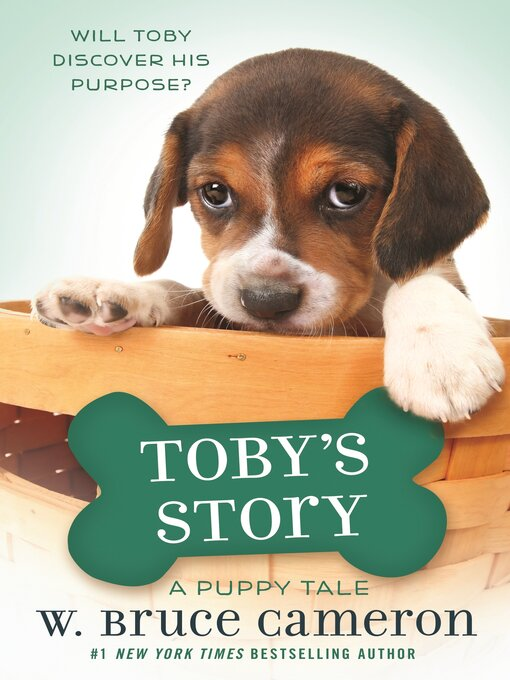 Title details for Toby's Story by W. Bruce Cameron - Wait list