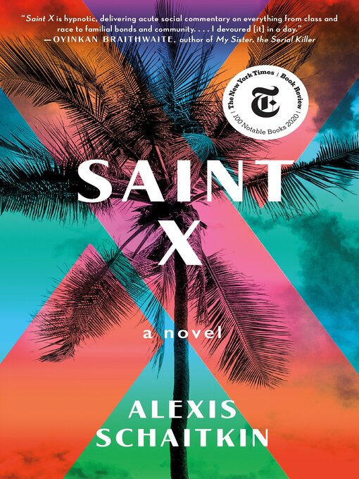 Title details for Saint X by Alexis Schaitkin - Available