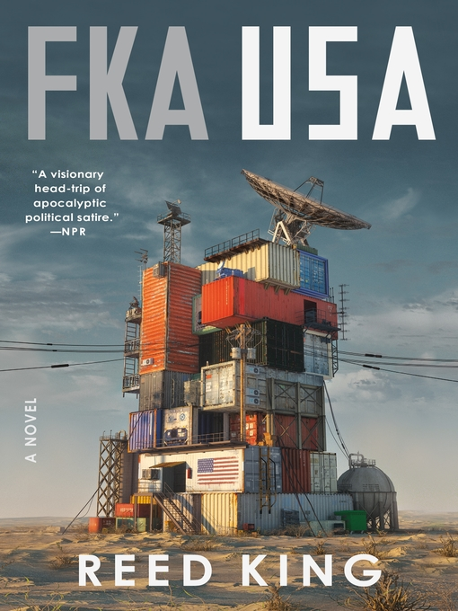 Title details for FKA USA by Reed King - Available