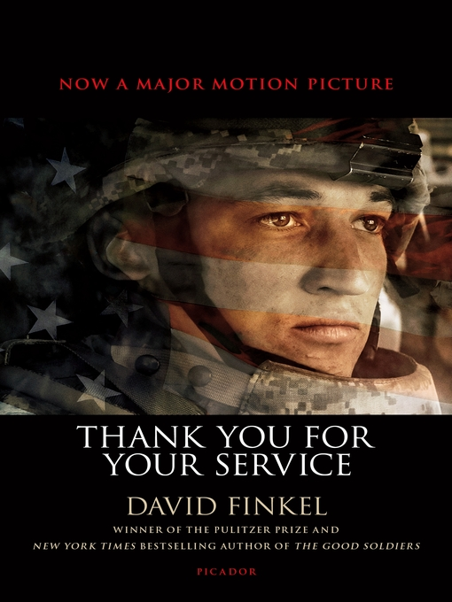 Cover of Thank You for Your Service