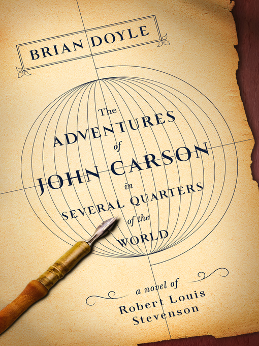 Cover of The Adventures of John Carson in Several Quarters of the World