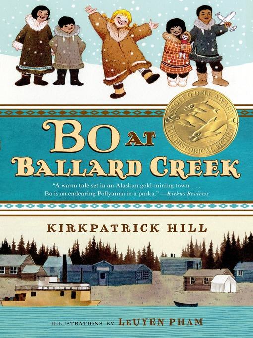 Title details for Bo at Ballard Creek by Kirkpatrick Hill - Wait list