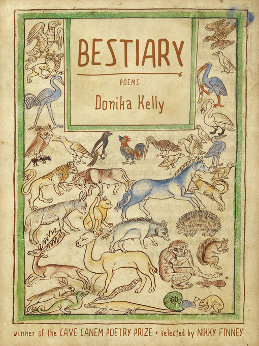 Title details for Bestiary by Donika Kelly - Available