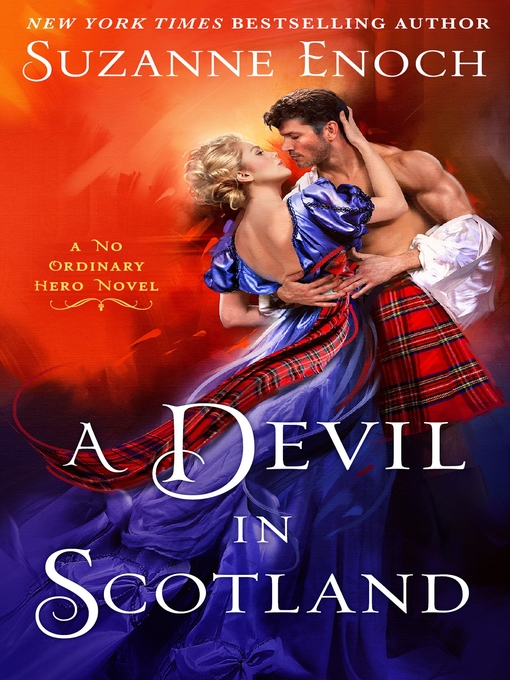Title details for A Devil in Scotland by Suzanne Enoch - Available