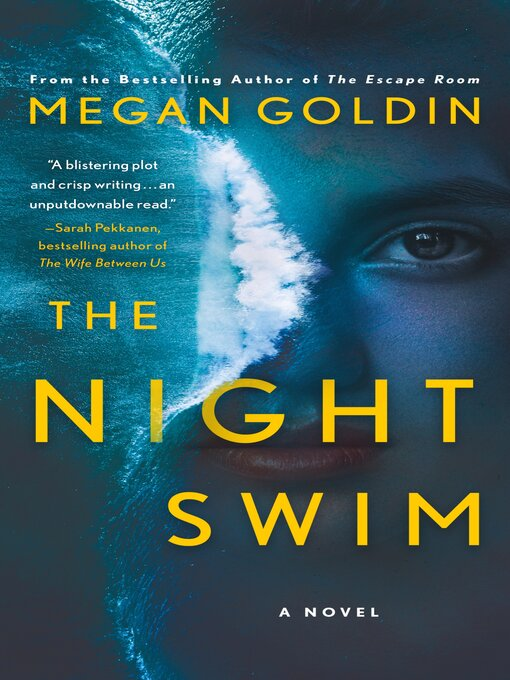 Title details for The Night Swim by Megan Goldin - Wait list