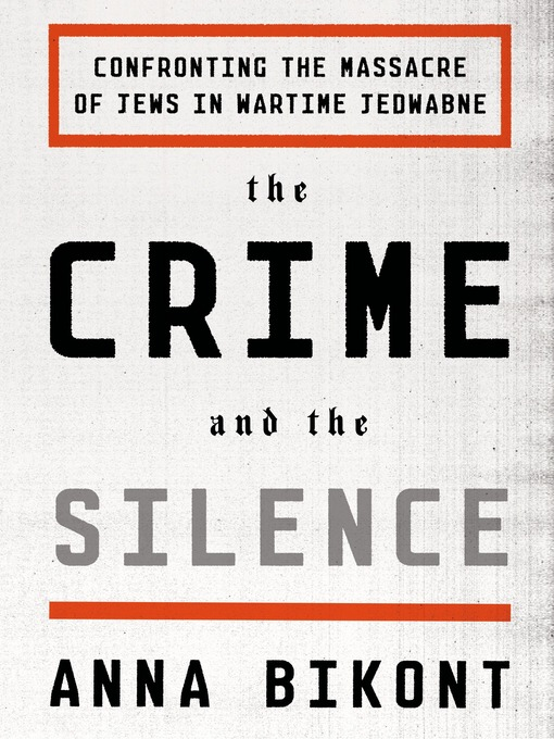 Cover of The Crime and the Silence