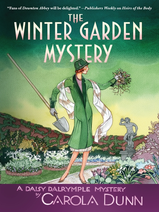 Title details for The Winter Garden Mystery by Carola Dunn - Available