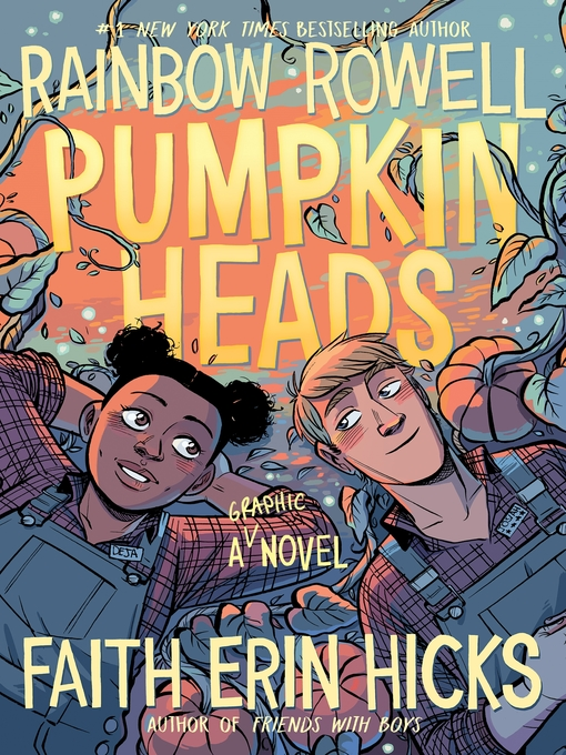 Title details for Pumpkinheads by Rainbow Rowell - Wait list