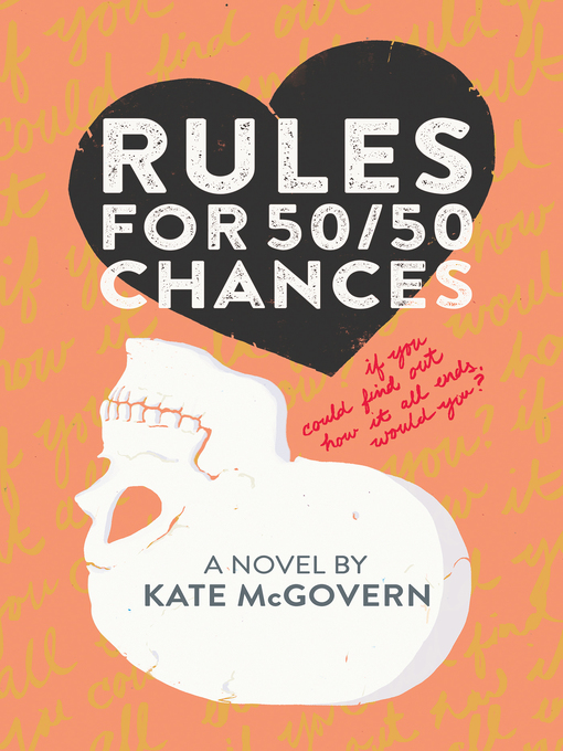 Title details for Rules for 50/50 Chances by Kate McGovern - Wait list