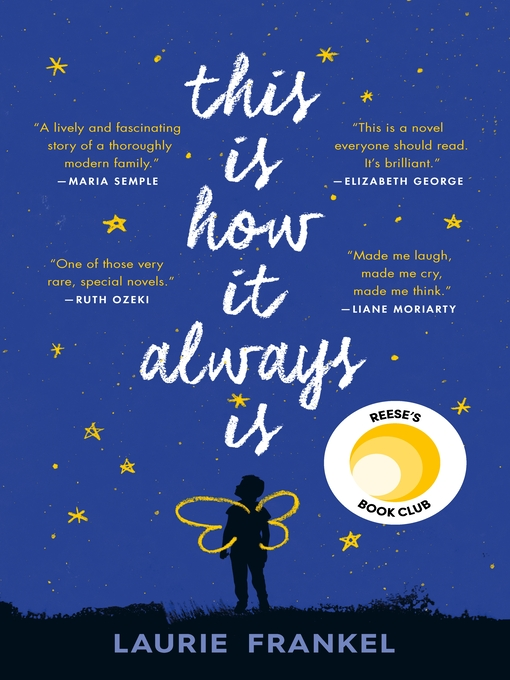 Title details for This Is How It Always Is by Laurie Frankel - Wait list