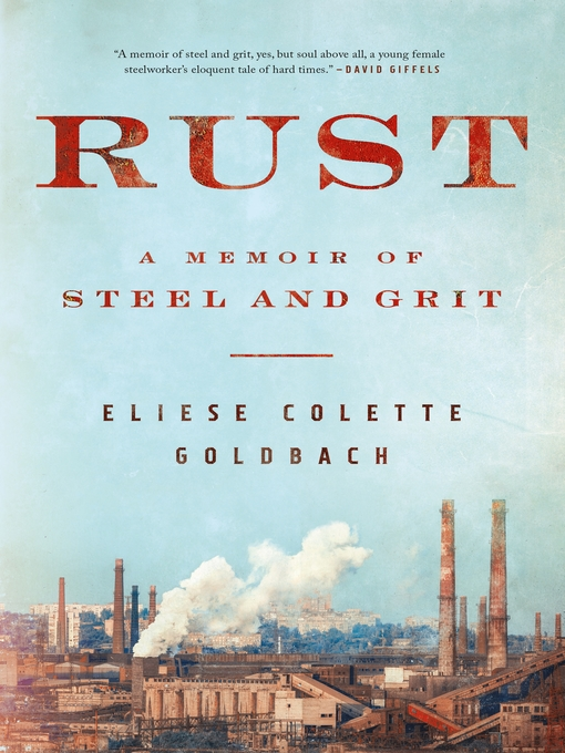 Title details for Rust by Eliese Colette Goldbach - Available
