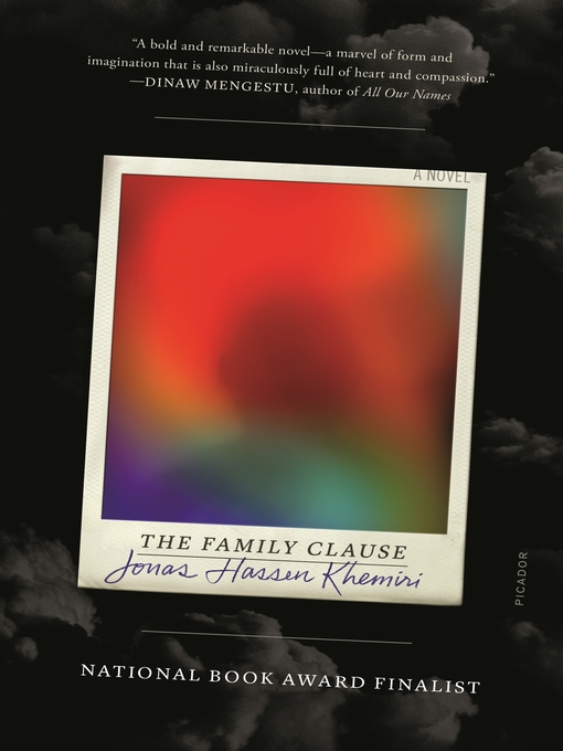 Title details for The Family Clause by Jonas Hassen Khemiri - Available