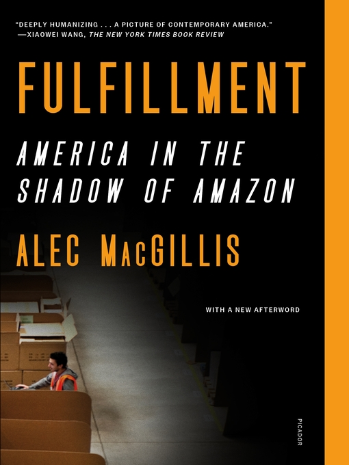 Title details for Fulfillment by Alec MacGillis - Available