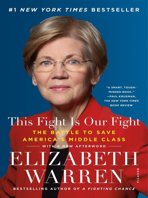 Title details for This Fight Is Our Fight by Elizabeth Warren - Wait list