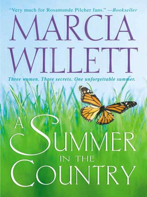 Title details for A Summer in the Country by Marcia Willett - Available