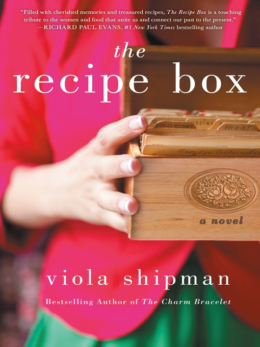 Title details for The Recipe Box by Viola Shipman - Available