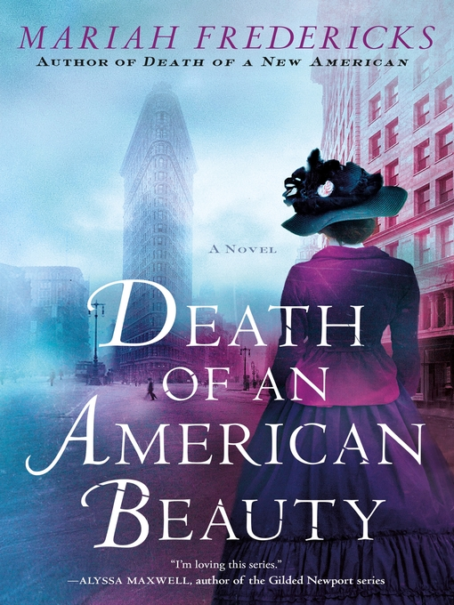 Title details for Death of an American Beauty by Mariah Fredericks - Available