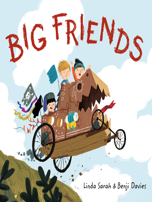 Title details for Big Friends by Linda Sarah - Available