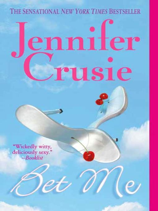 Title details for Bet Me by Jennifer Crusie - Wait list