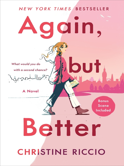 Title details for Again, but Better by Christine Riccio - Wait list