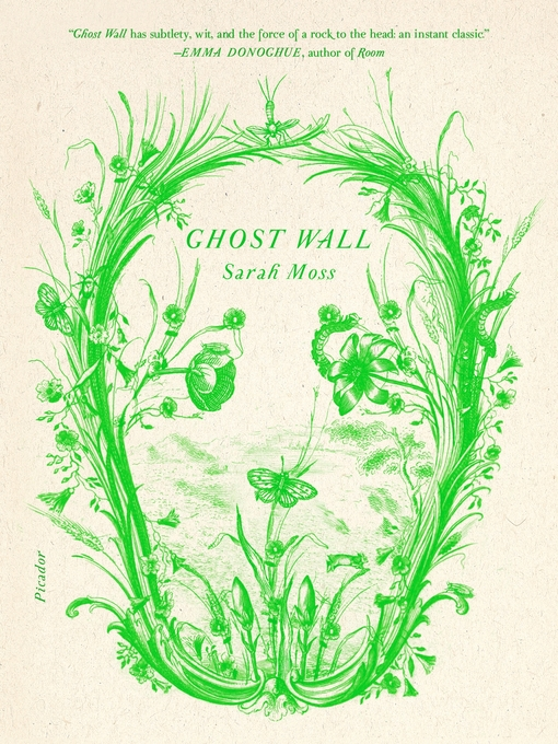 Title details for Ghost Wall by Sarah Moss - Available