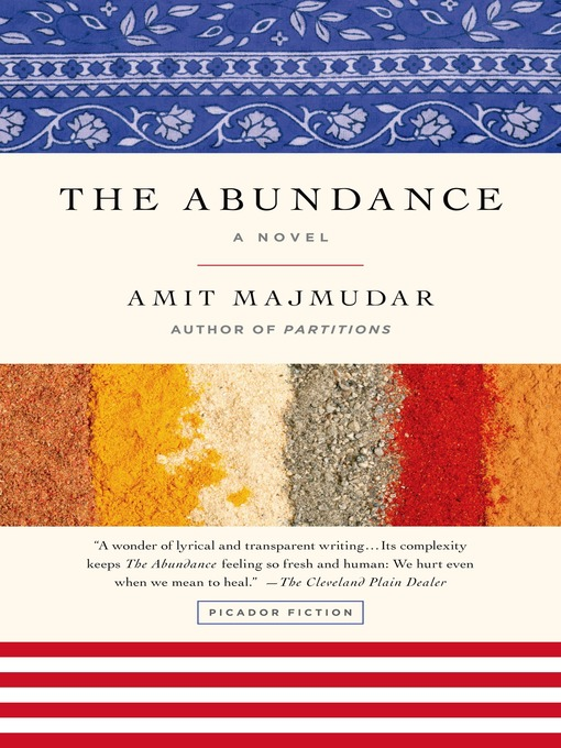 Title details for The Abundance by Amit Majmudar - Wait list