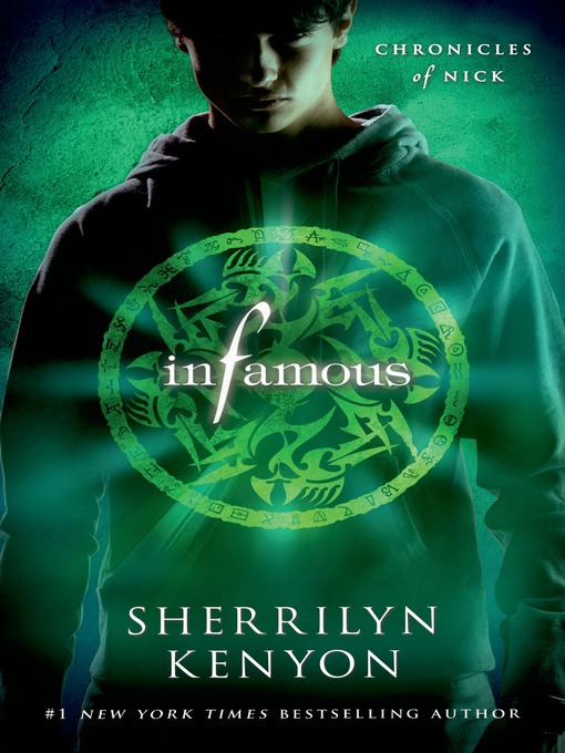 Title details for Infamous by Sherrilyn Kenyon - Wait list