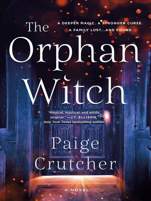 Title details for The Orphan Witch by Paige Crutcher - Wait list