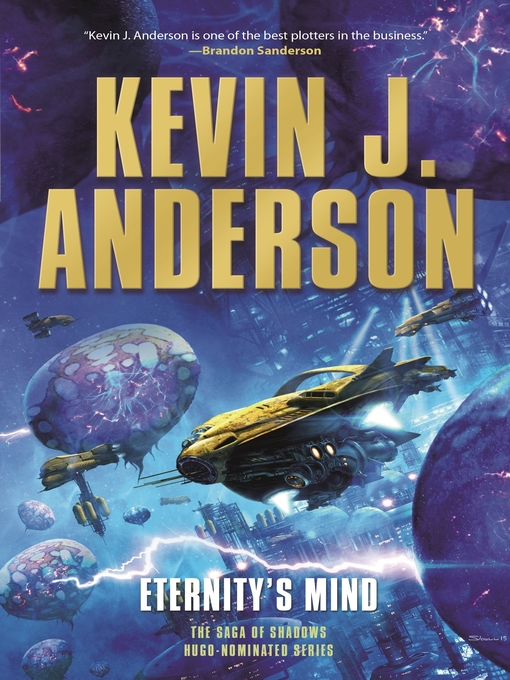 Title details for Eternity's Mind by Kevin J. Anderson - Available
