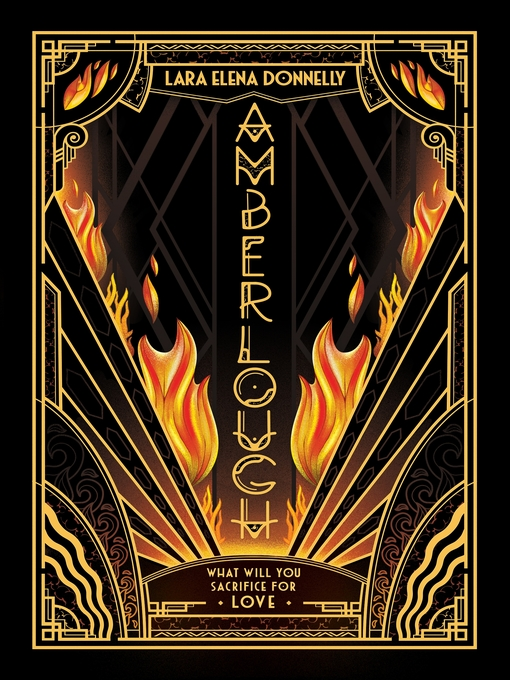 Title details for Amberlough by Lara Elena Donnelly - Wait list