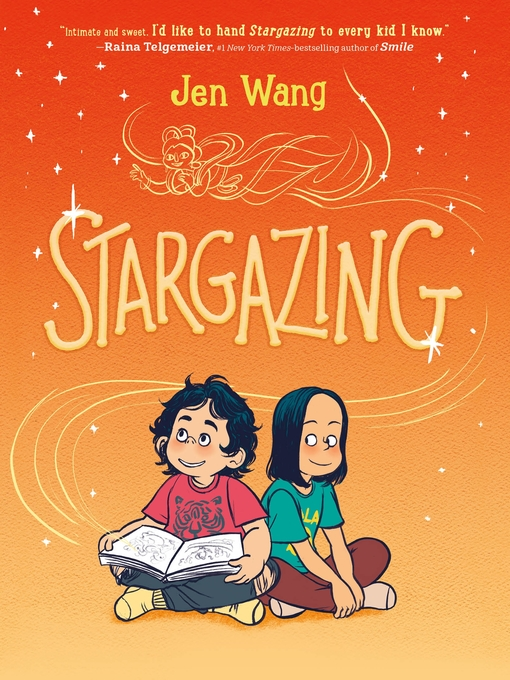 Title details for Stargazing by Jen Wang - Wait list