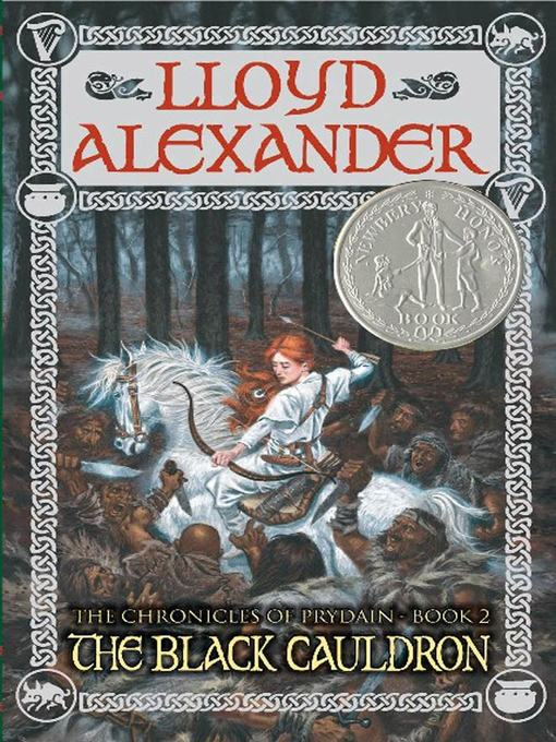 Title details for The Black Cauldron by Lloyd Alexander - Wait list