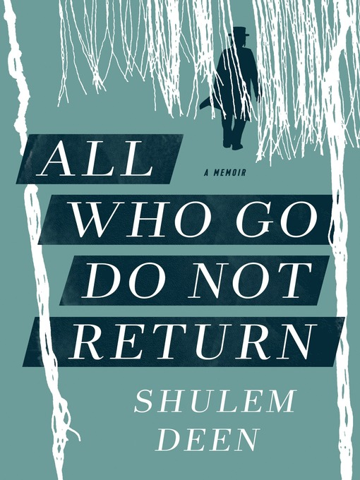 Cover of All Who Go Do Not Return