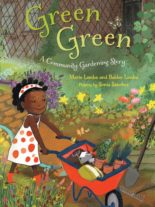 Title details for Green Green by Marie Lamba - Available