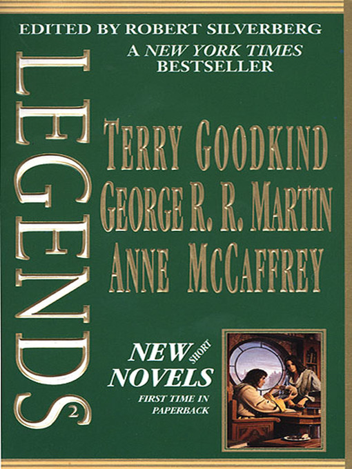Title details for Legends, Volume 2 by George R. R. Martin - Available