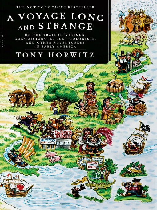 Title details for A Voyage Long and Strange by Tony Horwitz - Available