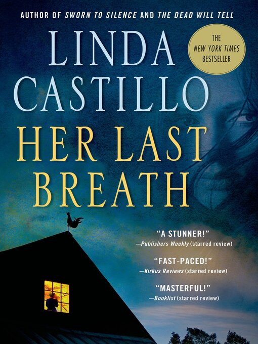 Title details for Her Last Breath by Linda Castillo - Available