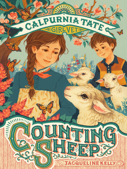 Title details for Counting Sheep by Jacqueline Kelly - Available