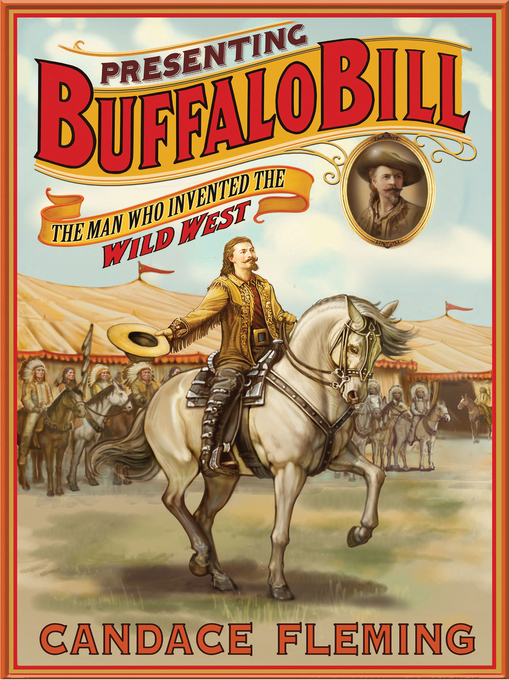 Cover of Presenting Buffalo Bill