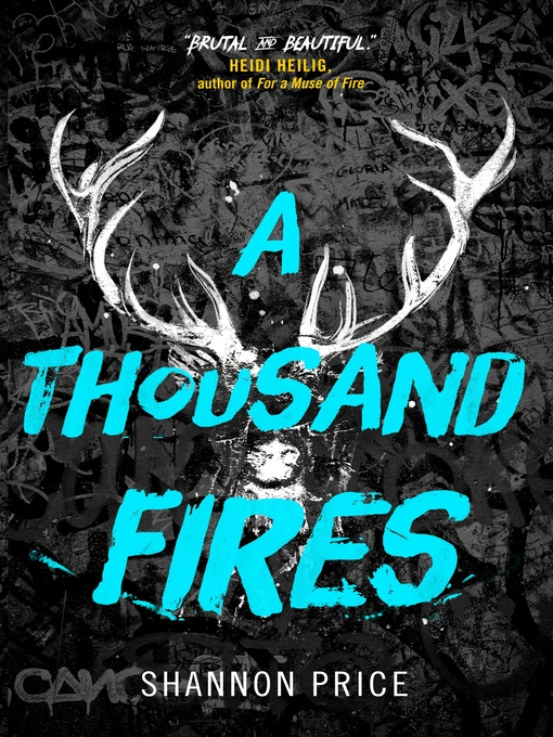 Title details for A Thousand Fires by Shannon Price - Available
