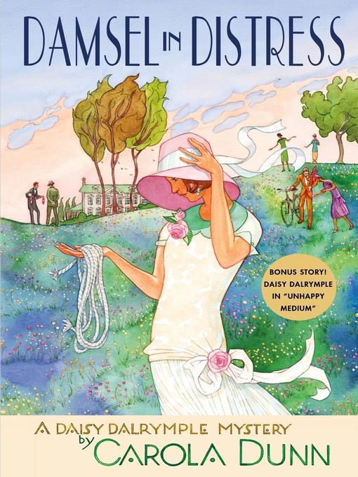 Title details for Damsel in Distress by Carola Dunn - Wait list
