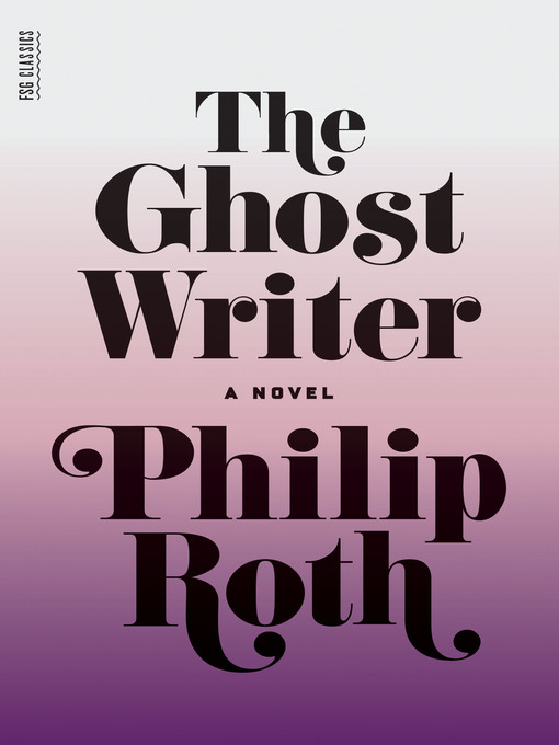 Cover of The Ghost Writer